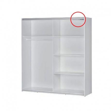 System cichego domyku do szafy 01 Wenecja 12
