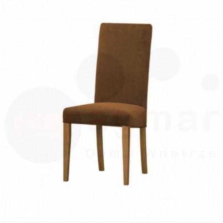 Krzesło PAVO - dąb miedziany