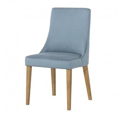Krzesło KARINA - dąb barwiony na koniak