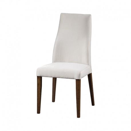 Krzesło DORADO - dąb barwiony na koniak