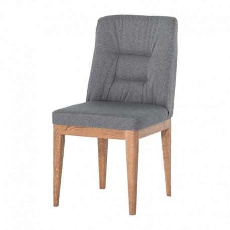 Krzesło ARCO - dąb barwiony na koniak