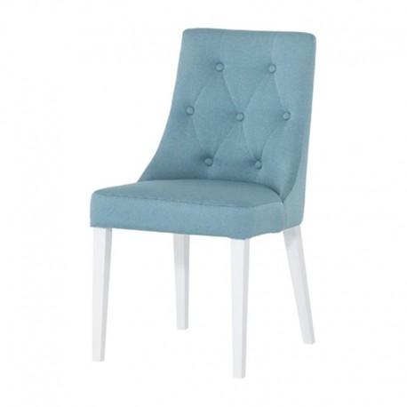 Krzesło MARCEL - dąb barwiony na koniak