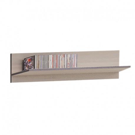 Półka wisząca METAURO 65