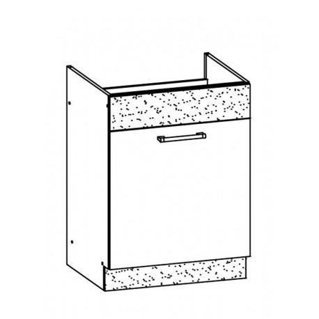 MODENA - szafka dolna MD18/D60Z zlewozmywakowa