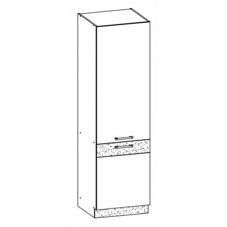 MODENA - szafka dolna MD22/D60C słupek