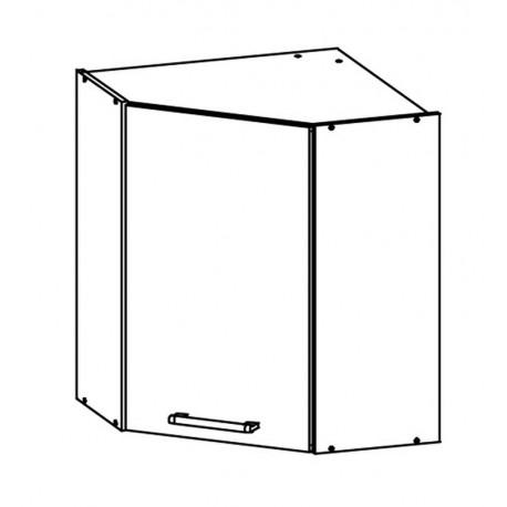 MODENA - szafka górna MD10/G60NW narożna