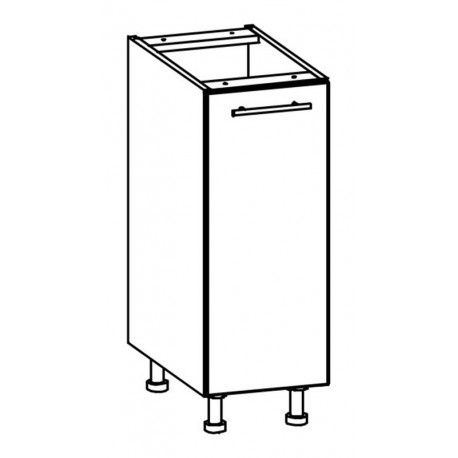 TIFFANY - szafka dolna T14/D30