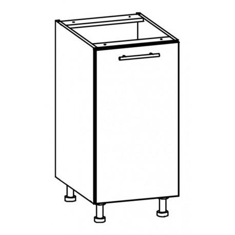 TIFFANY - szafka dolna T15/D40