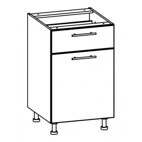 TIFFANY - szafka dolna T18/D50S1