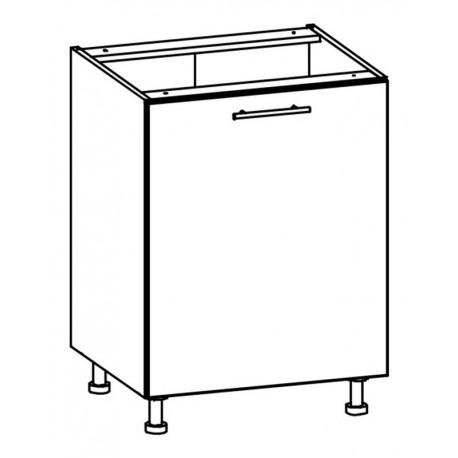 TIFFANY - szafka dolna T19/D60