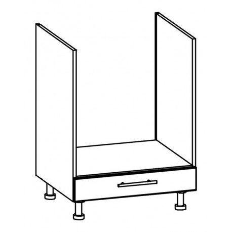 TIFFANY - szafka dolna T21/D60p zabudowa piekarnika