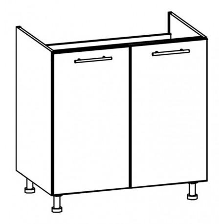 TIFFANY - szafka dolna T24/D80Z zlewozmywakowa