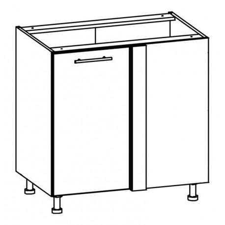 TIFFANY - szafka dolna T25/DNLP narożna