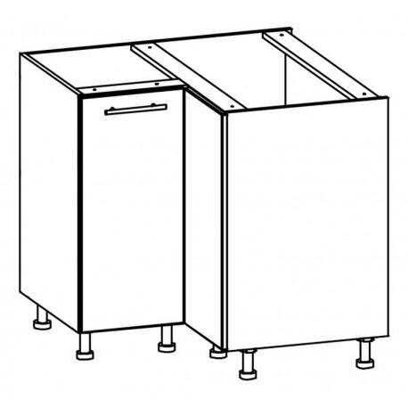 TIFFANY - szafka dolna T26/D90NW narożna