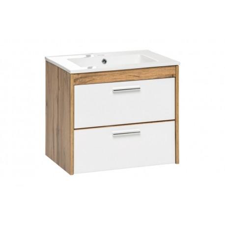 Szafka pod umywalkę IBIZA WHITE 820
