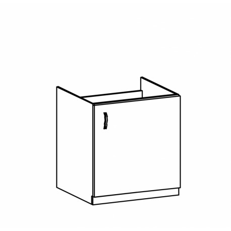 ROYAL - szafka dolna D60Z P/L