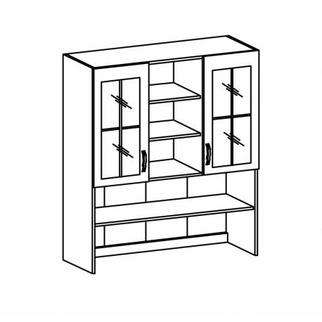 ROYAL - szafka górna stojąca W120
