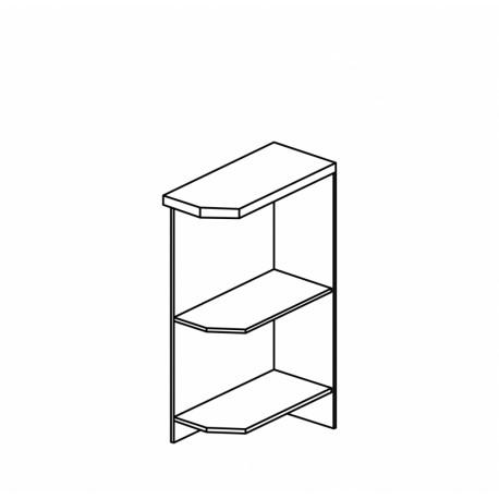 ASPEN - szafka dolna D25PZ - prawa