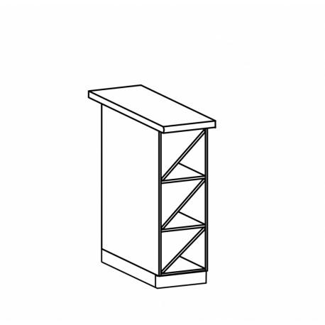 ASPEN - szafka dolna D20W