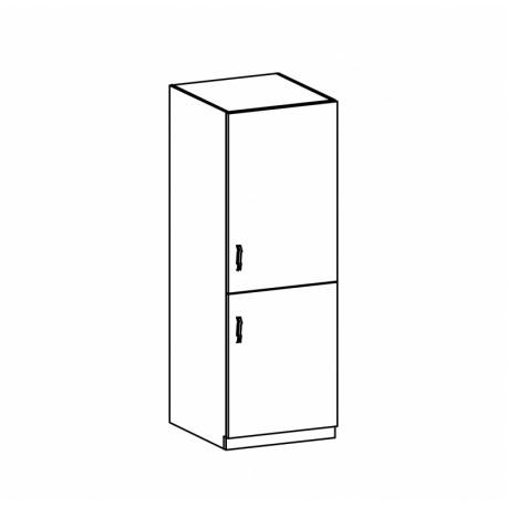 ASPEN - szafka dolna D60R słupek - prawa