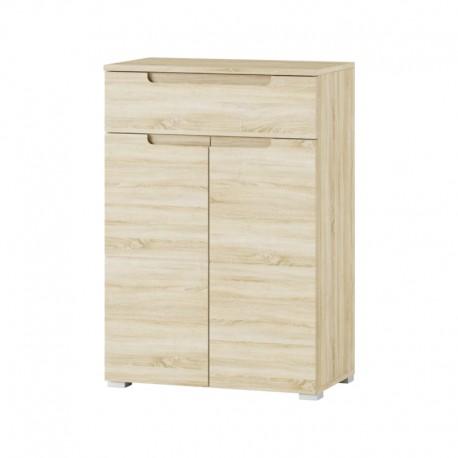 Szafka 2-drzwiowa z 1 szufladą SELENE 19