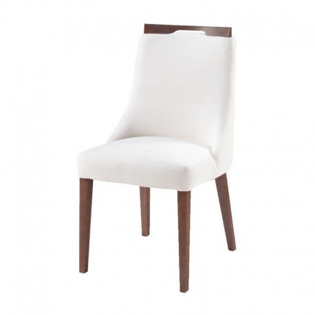 Krzesło ELLEN - dąb miedziany