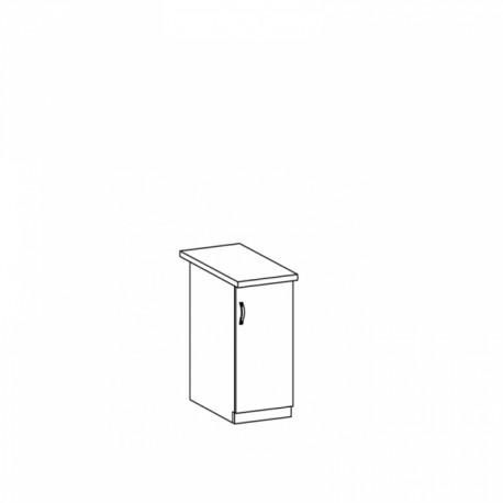 LANGEN - szafka dolna D40 - prawa