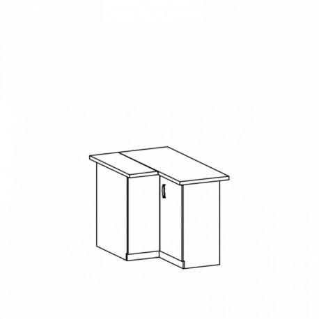 LANGEN - szafka dolna narożna D90N - prawa
