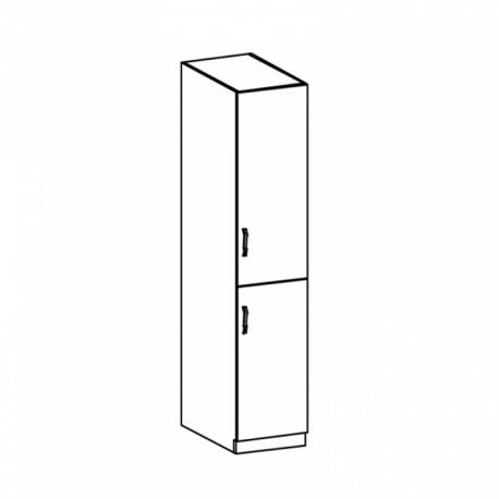 LANGEN - szafka dolna słupek D40SP - prawa