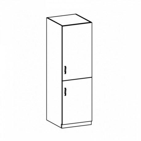 LANGEN - szafka dolna słupek D60R - lewa