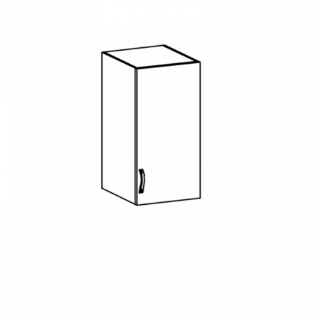 LANGEN - szafka górna G40 - prawa