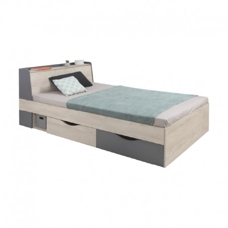 Łóżko 120 DELTA DL15