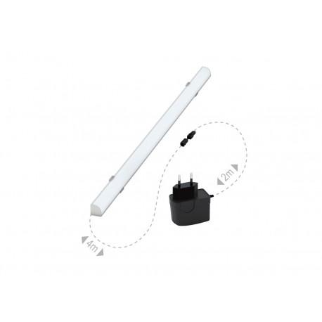 LED B ciepły biały - do barku