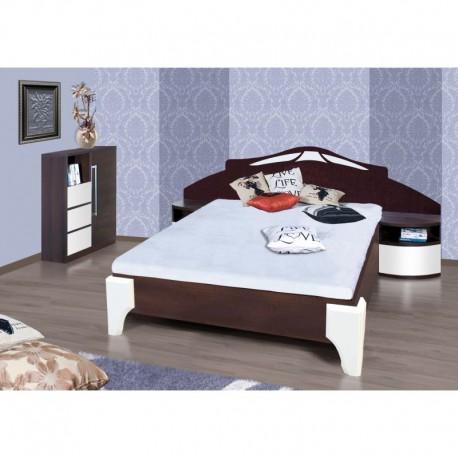 Łóżko DOME DL1-4 z szafkami