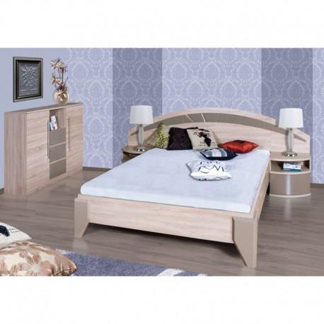 Łóżko DOME DL2-1 z szafkami