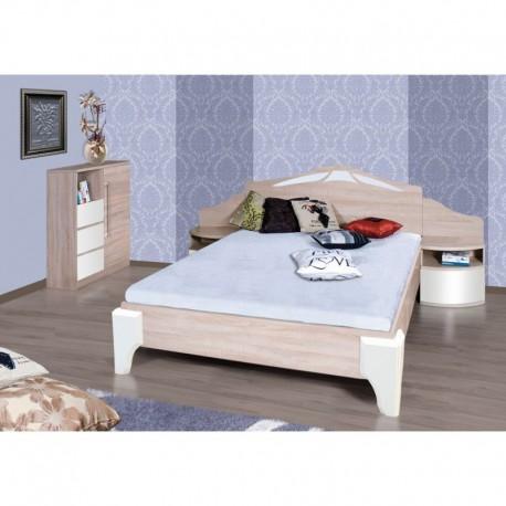 Łóżko DOME DL2-4 z szafkami
