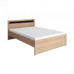Łóżko 160 HAVANA H-16 bez pojemnika na pościel