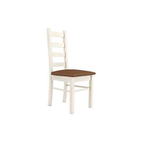 Krzesło ROYAL KRZ6 - sosna nordycka/dąb dziki